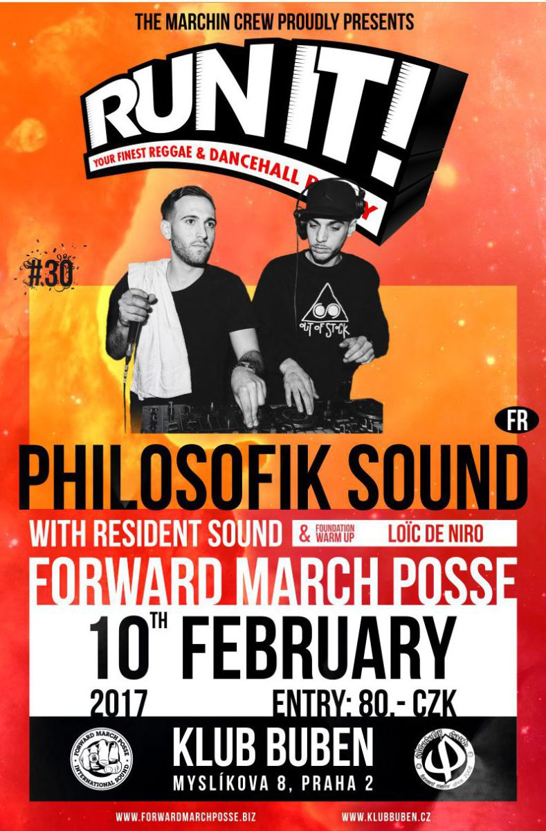 RUN IT! #30 – PHILOSOPHIK SOUND