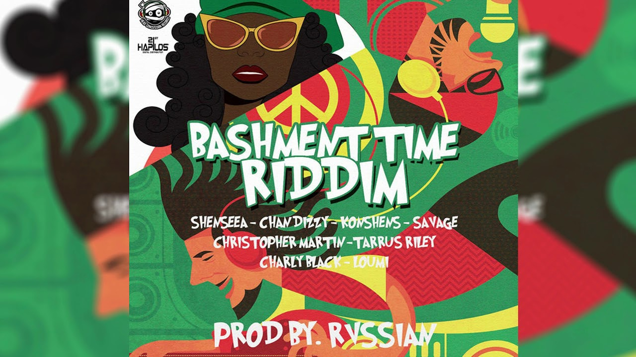 RVSSIAN – BASHMENT TIME RIDDIM