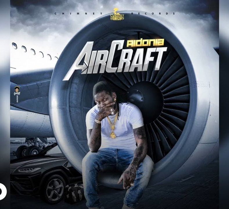 AIDONIA DÁVÁ TITULNÍ SINGLE NA AIRCRAFT RIDDIMU OD CHIMNEY RECORDS