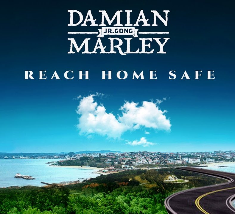 DAMIAN MARLEY VYDAL SINGLE REACH HOME SAFE