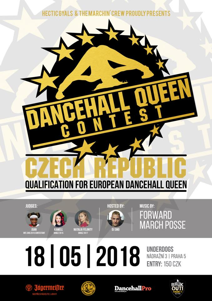 DANCEHALL QUEEN CONTEST