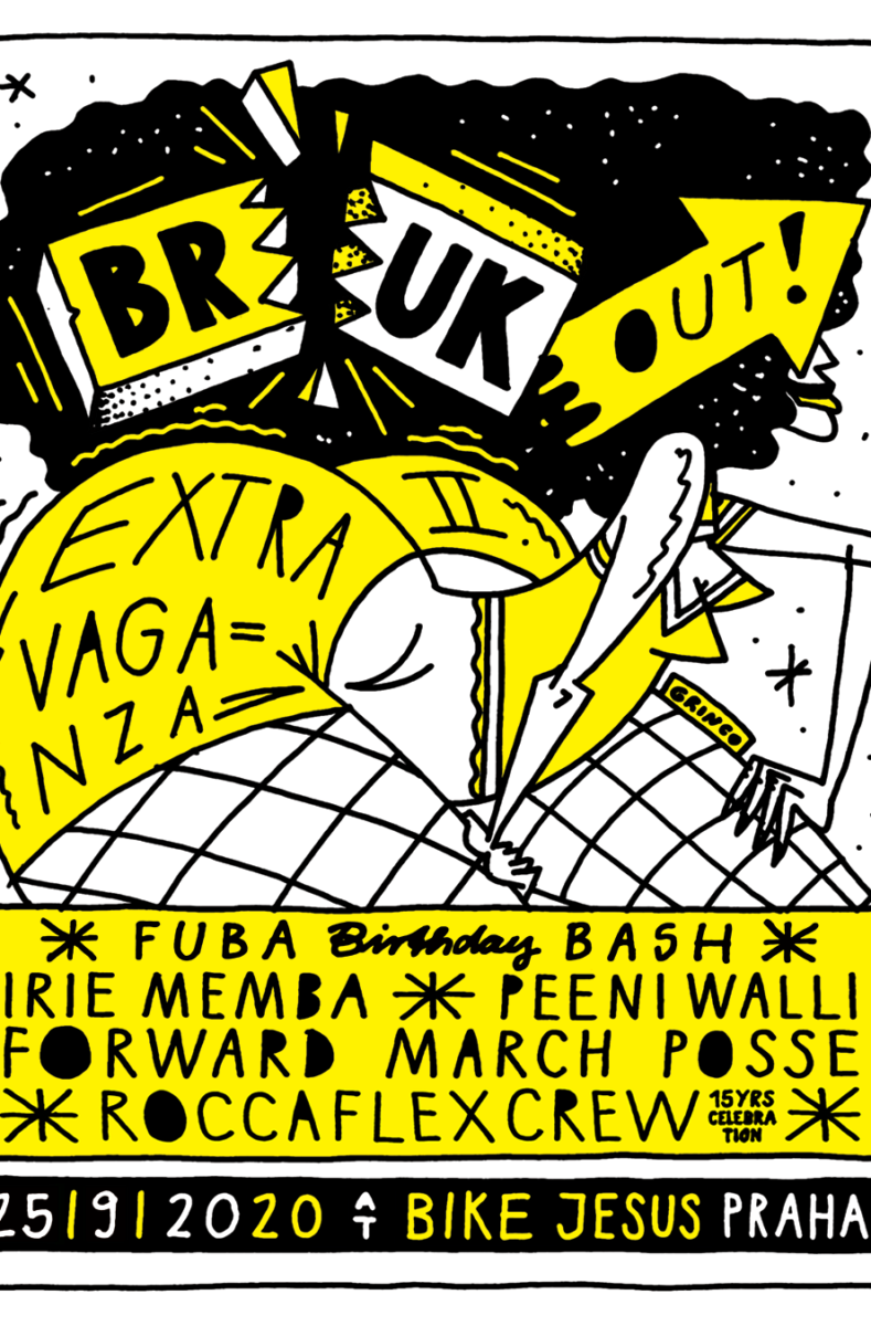BRUK OUT! EXTRAVAGANZA #2
