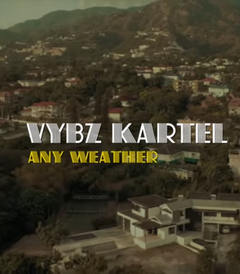 VYBZ KARTEL BODUJE SE SINGLEM ANY WEATHER