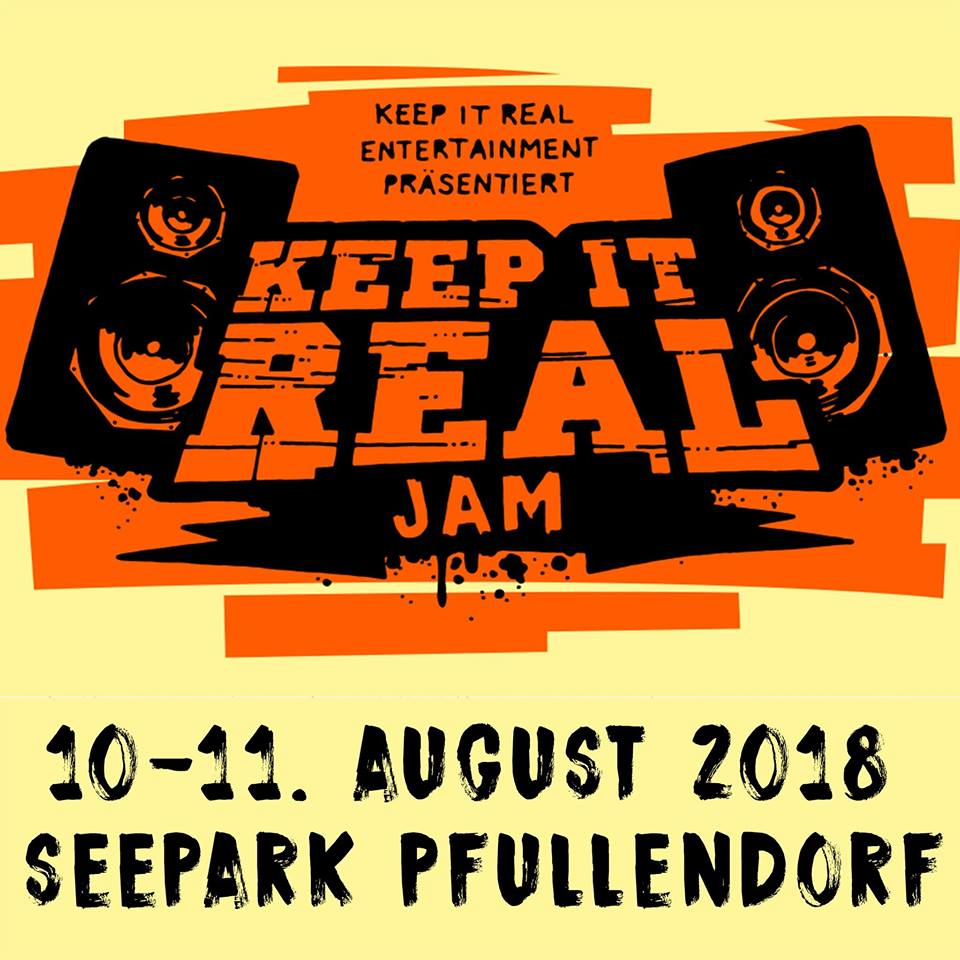 KEEP IT REAL JAM 2018 LÁKÁ NA LUXUSNÍ LINEUP