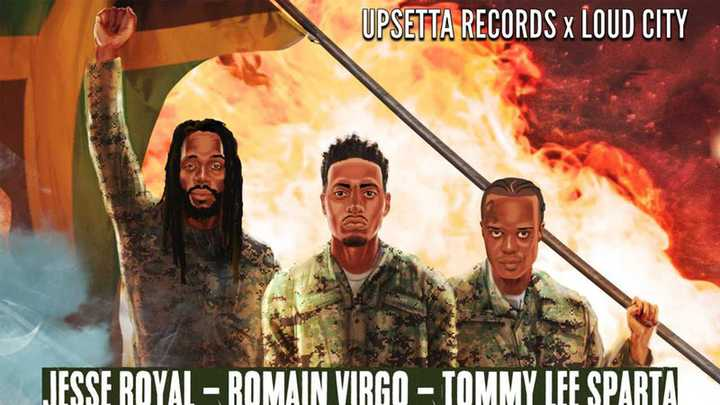 UPSETTA RECORDS VYDALI POVEDENÝ RIDDIM OUT OF MANY
