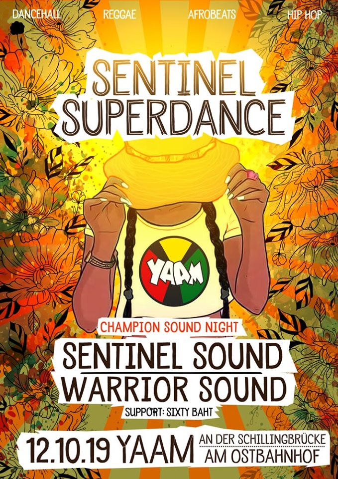 SENTINEL SUPERDANCE W/ WARRIOR SOUND INTERNATIONAL
