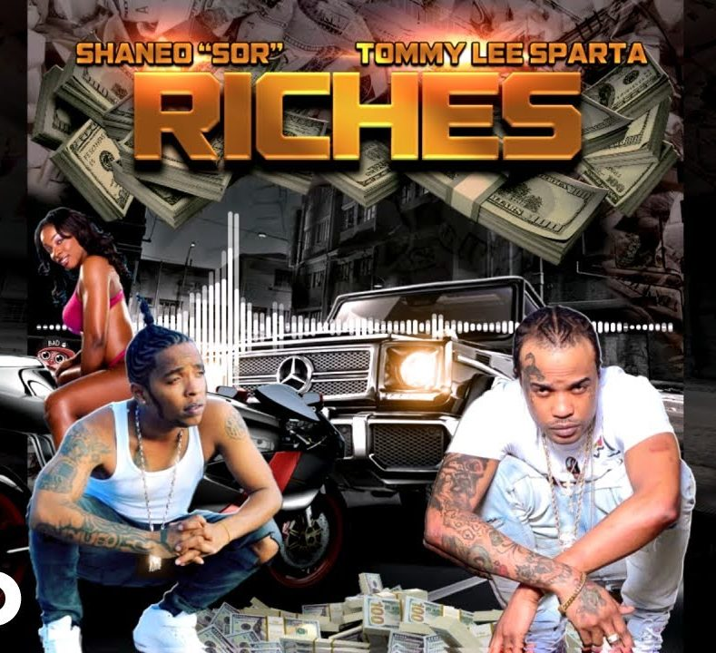 SHANE O SE POTKAL S TOMMY LEE SPARTA – RICHES