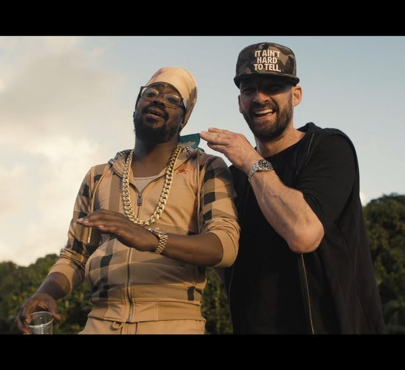 STILL AROUND – GENTLEMAN & BEENIE MAN NA SPOLEČNÉM SINGLU