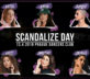 SCANDALIZE DAY PRAGUE 13.4. – POZVÁNKA NA DANCE WORKSHOP
